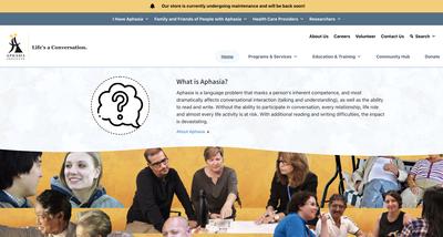 The Aphasia Institute